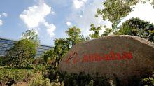 Alibaba ist im Einzelhandel Amazon einen Schritt voraus