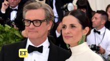 Colin Firth and Wife Livia Attend Met Gala 2 Months After Revealing Her Affair