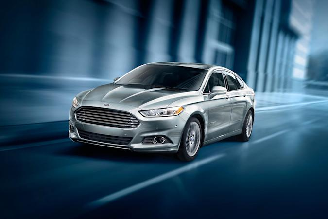 Ford will test autonomous cars in California next year