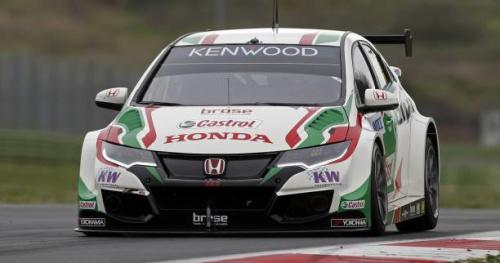 Auto - WTCC - WTCC : Tiago Monteiro premier leader de la saison