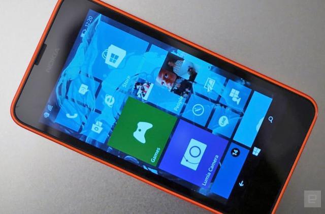 Microsofts preps Windows 10 updates for Lumia phones