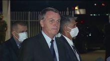 Coronavirus: le président brésilien Jair Bolsonaro présente des symptômes et se soumet à un test