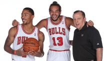 Ex-Bulls Joakim Noah, Tom Thibodeau and Derrick Rose to meet again in Minnesota, New York