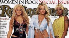 Britney Spears recuerda su abdomen de acero con sensual portada junto a Shakira y Mary J. Blige