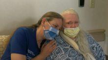 Coronavírus faz irmãs se reencontrarem após 53 anos nos EUA
