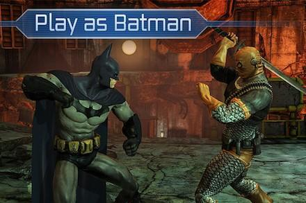 Warner Brothers releases Batman: Arkham City Lockdown for iOS