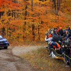 Subaru Driver David Higgins Secures Tenth U.S. Rally Championship