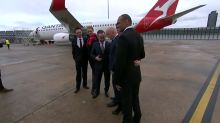 Qantas and Air NZ sign alliance, downunder tourism booms