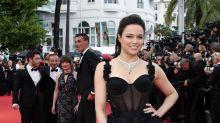 Michelle Rodriguez luce muy lady en Cannes