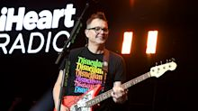 Mark Hoppus diagnosed with stage IV diffuse large B-cell lymphoma: 'My blood's trying to kill me'