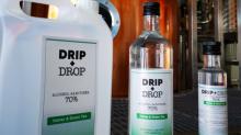 Coronavirus: Spirits firm turns to hand sanitisers after sales evaporate