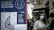 WHO Europe warns of 'alarming' virus transmission rates