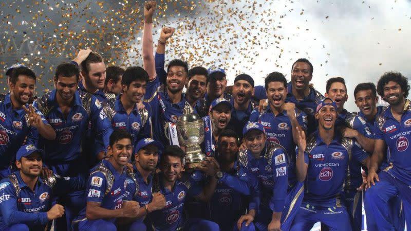 MI won their second title in 2015