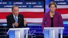 Elizabeth Warren Interrogates Michael Bloomberg On Sexism At His Company