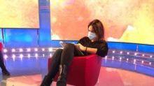 Perego positiva, ma ieri alla Dear non sapeva e indossava comunque doppia mascherina