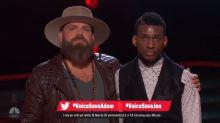 Adam Levine loses 'Voice' contestant in a surprising upset