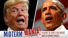 Who has more mojo on the 2018 campaign trail — Trump or Obama?