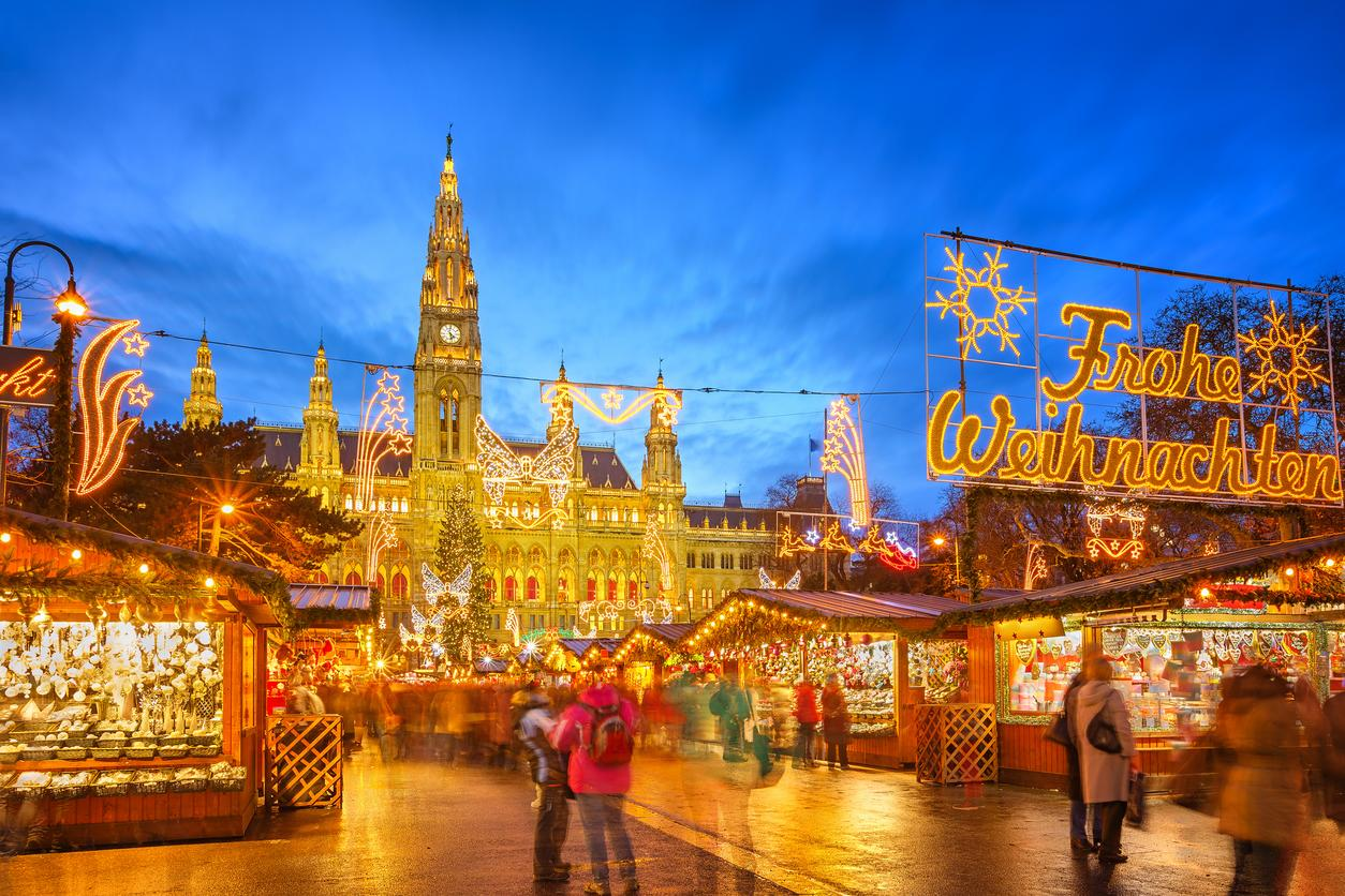 Top Christmas Markets In Europe.In Photos The Best Christmas Markets In Europe Of 2018