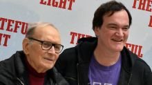 """Ennio Morricone NIEGA llamar """"cretino"""" a Quentin Tarantino"""