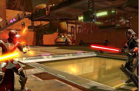 SWTOR's double XP weekend starts at 2:00 p.m. EDT