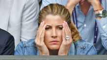The only story bigger than the 2019 Wimbledon men's finals: Mirka Federer's engagement ring
