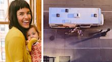 An influencer, her husband, and their 5 kids broke quarantine to flee NYC in an RV. A wave of backlash followed.