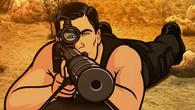 Amazon Prime snags 'Archer' and five more Fox series, launches 10 free pilots