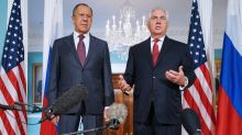 No 'clean slate' between the US and Russia, Tillerson says
