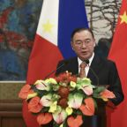 Philippines warns China of 'severest response' over drills
