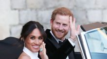 Meghan Markle Wore Prince's Diana's Aqua Ring