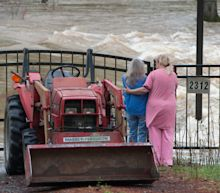 'Historic, unprecedented' flooding swamps southern USA; Mississippi and Tennessee hardest hit
