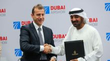 Airbus dominates second day of Dubai show as Boeing wins MAX order