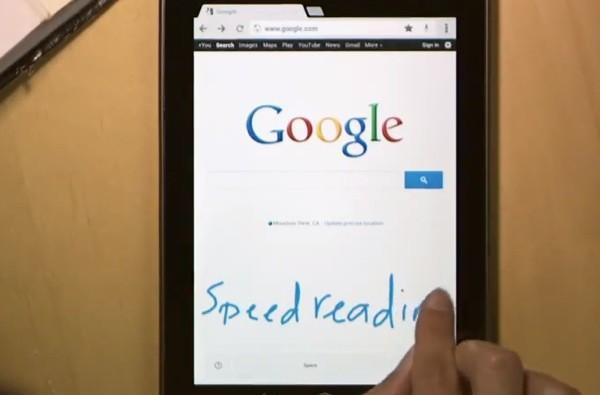 Google Handwrite lets us scribble our way through mobile searches (video)