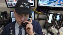 Asian stocks up as Dow breaks record, Koreas agree to talk