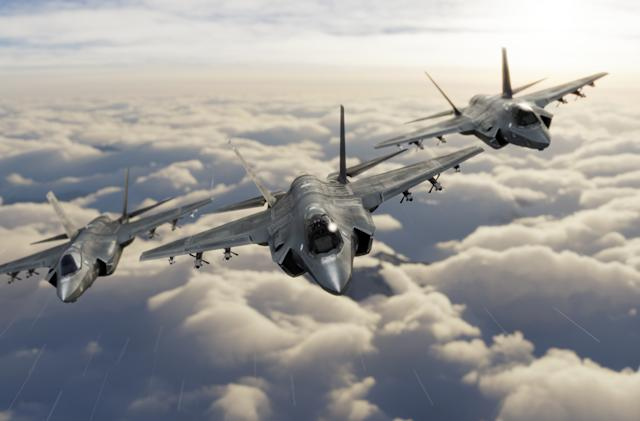 The US Air Force is preparing a human versus AI dogfight