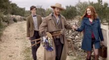 Matt Smith to join in 'mass viewing' of classic 'Doctor Who' episode
