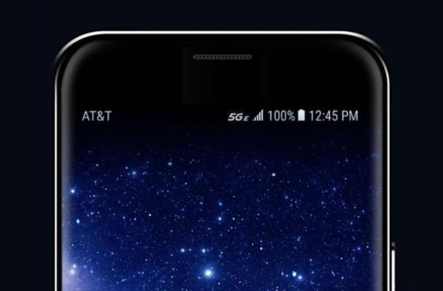 AT&T will give some Android phones a faux 5G icon