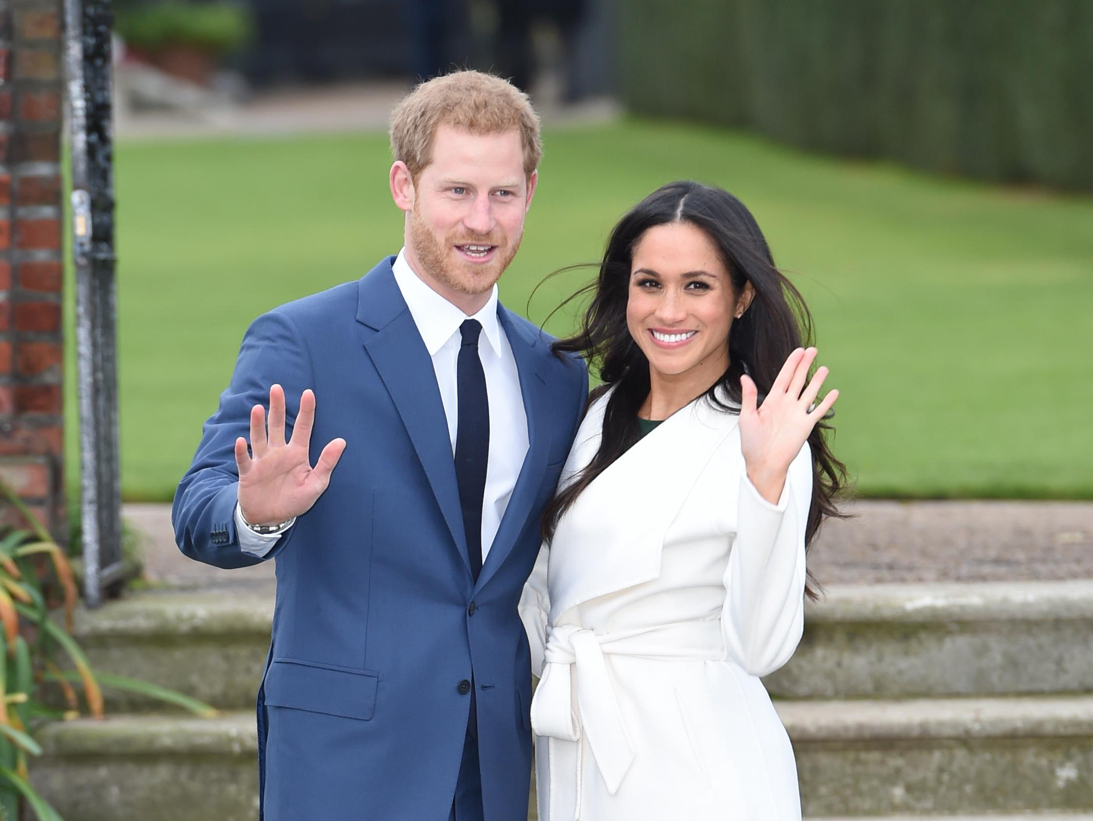 Harry Meghan Wedding Date.Prince Harry And Meghan Markle S Wedding Date And Venue All The Details Revealed