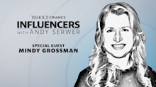 Mindy Grossman joins Influencers with Andy Serwer