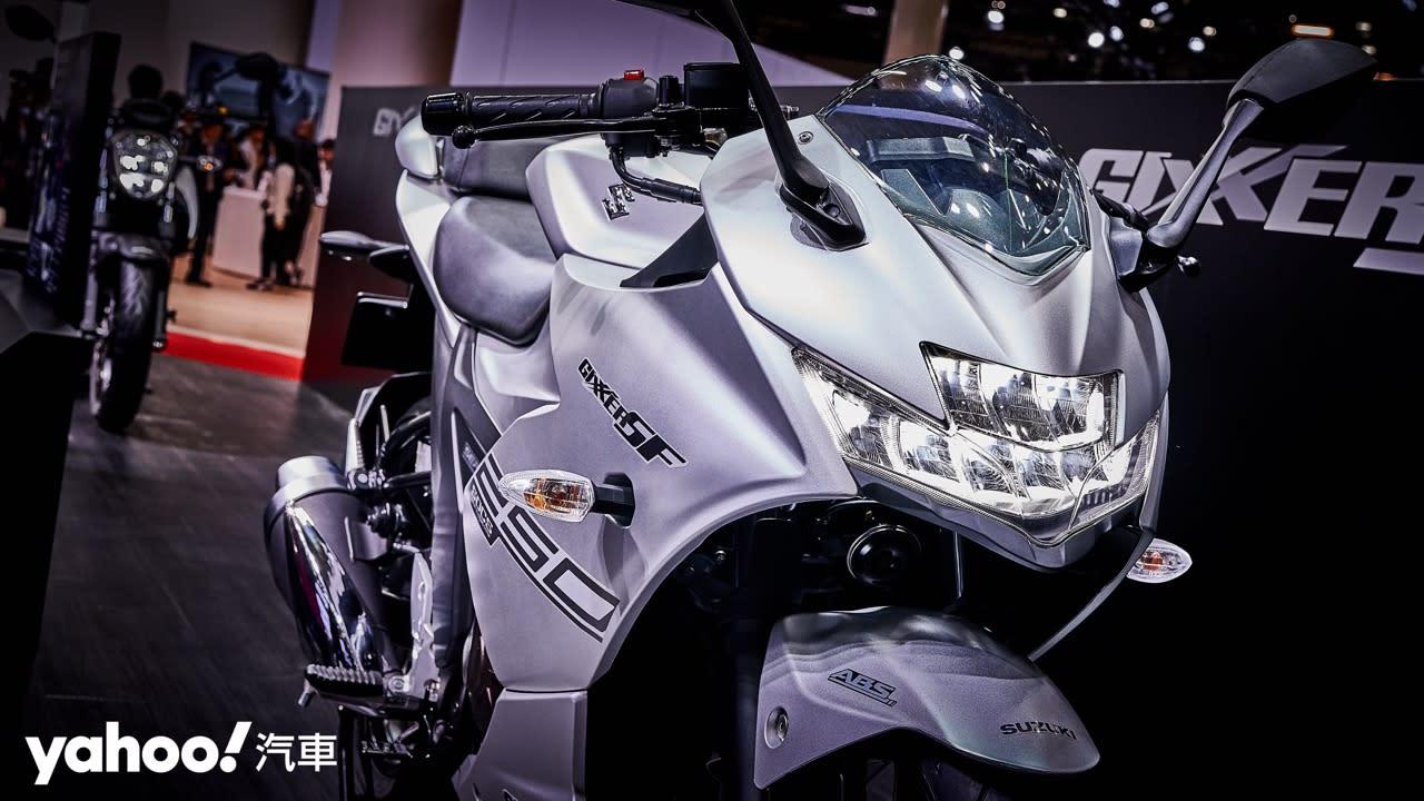 【東京車展】Suzuki Gixxer 250雙車型正式發表!