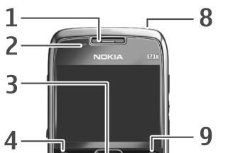 AT&T-branded Nokia E71x scores its own user's manual