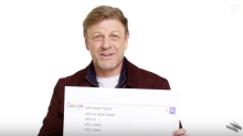 Sean Bean talks Ned Stark's final words and being second in the dying league