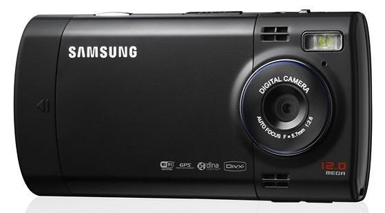 Samsung to release 12 megapixels of cameraphone foolishness this month?