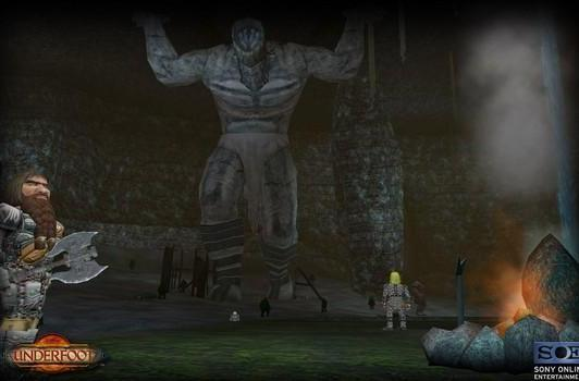 """Meet EverQuest's mountain-makers in Underfoot zone """"The Foundation"""""""