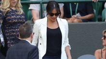 Herzogin Meghan in Wimbledon: Was für ein Theater!