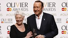 Judi Dench defends 'good friend' Kevin Spacey