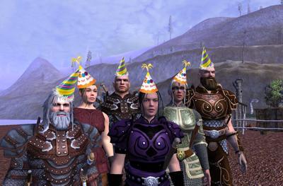 Vanguard celebrates its second anniversary, game update