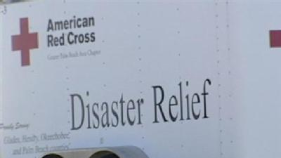 Local Red Cross Mobilzes To Help Tornado Victims