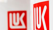 Russia's Lukoil reports $669 million net loss on weak prices, rouble