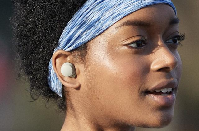 Sony's WF-1000XM4 earbuds could feature better battery life and sweat resistance